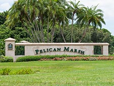 Pelican Marsh Naples Florida Private Golf Community