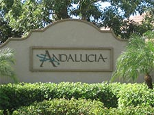Andalucia Naples Florida Gated Community
