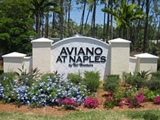 Aviano Naples Florida Gated Community