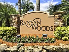 Banyan Woods Naples Florida Gated Community