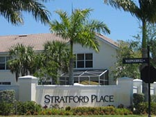 Stratford Place Naples Florida Gated Townhome & Carriage Home Community