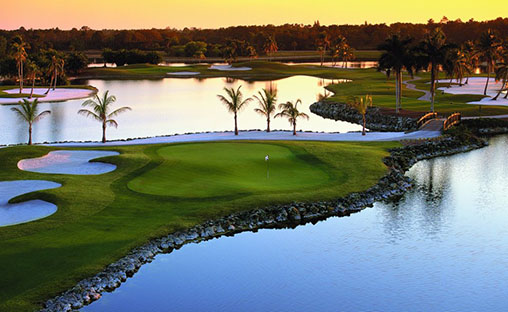 Flamingo Island Course