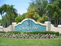 Calusa Bay Naples Florida Gated Condo Community