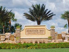 Heritage Bay Naples Fl Bundled Golf Community