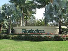 Kensington Naples Fl Private Golf Community
