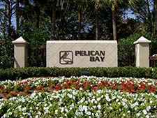 Pelican Bay Naples Fl Private Golf Community