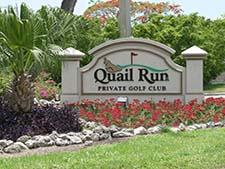 Quail Run Naples Fl Private Golf Community